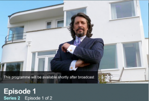 Laurence's Extraordinary Ordinary Houses BBC1 post image
