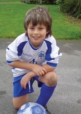 child-footballer