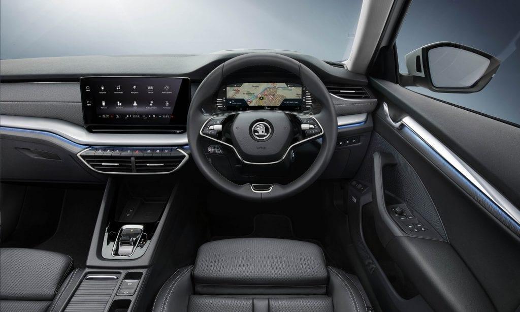 The Škoda Octavia's Infotainment Systems
