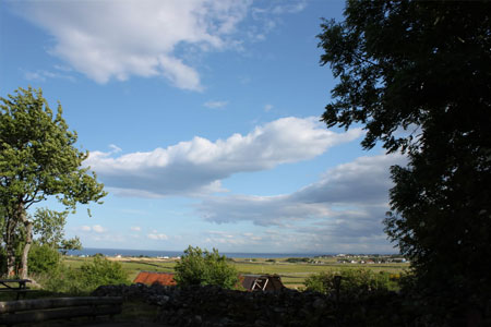 View from Croft