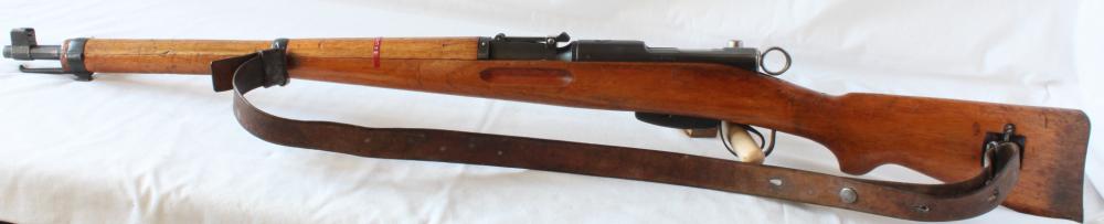 Schmidt Rubin K31 rifle S/H Image