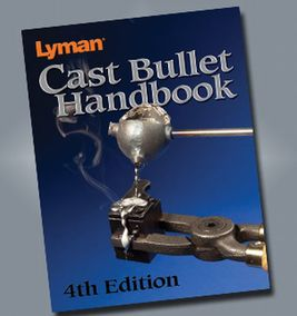 Lyman Cast Bullet Handbook -the long awaited 4th Edition is here! Image