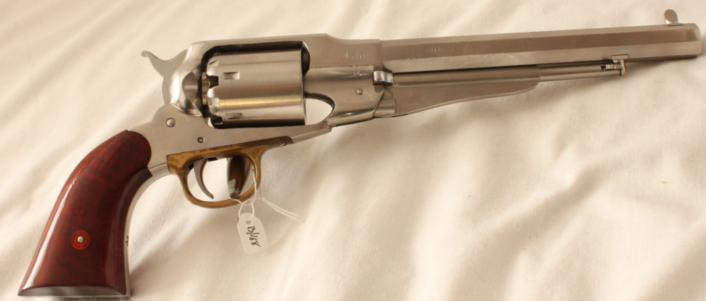 Uberti reproduction 1858 Remington revolver Image