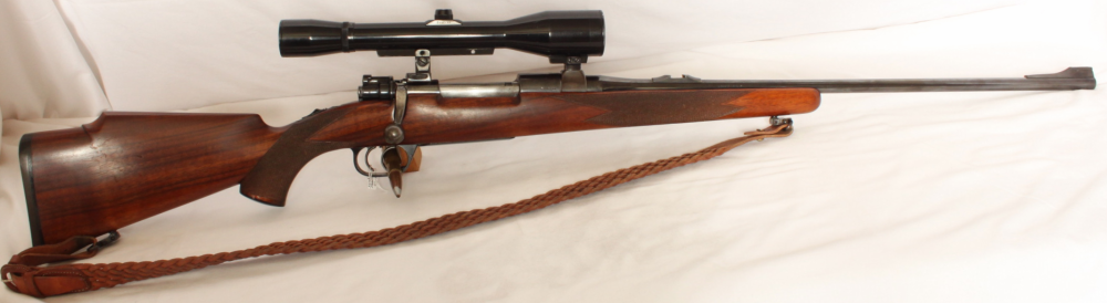 Voere 98 sporting rifle S/H. Calibre 7x64 Image