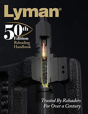 Lyman 50th Edition Reloading Handbook - New Image
