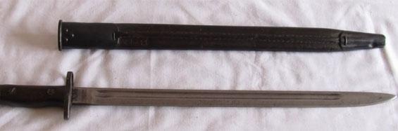 Pattern 1907 Bayonet Image