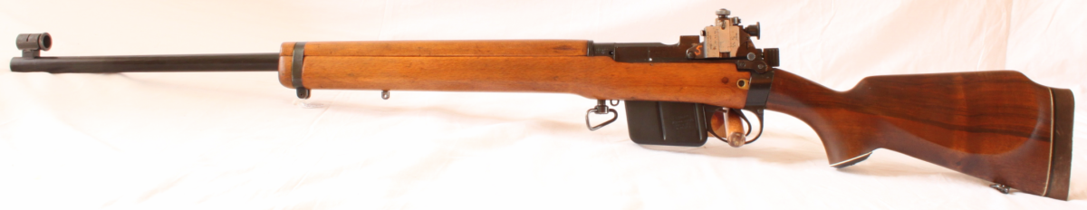 Fultons of Bisley - No4 Action - Target Rifle S/H. Image
