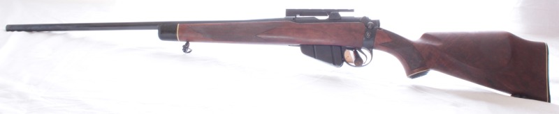 Musgrave Bolt Action Sporting Rifle S/H Image