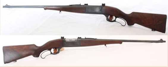 Savage 1899 EG Under Lever Rifle S/H Calibre 300 Savage Image