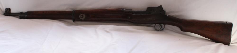 P 14 Winchester B/A rifle S/H Calibre: .303 Image